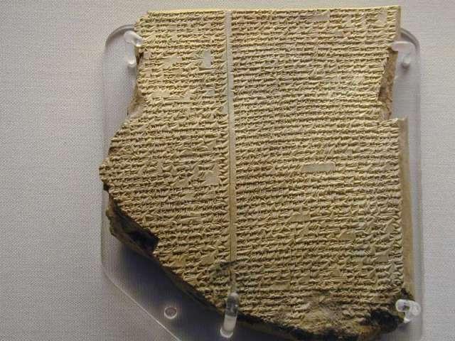 Tabla cuneiforme