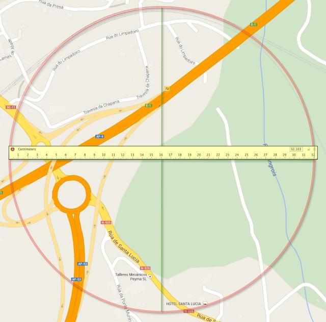 medicion-radio-curva