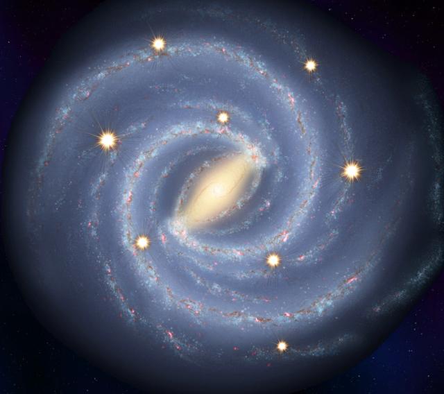 civilizaciones galácticas