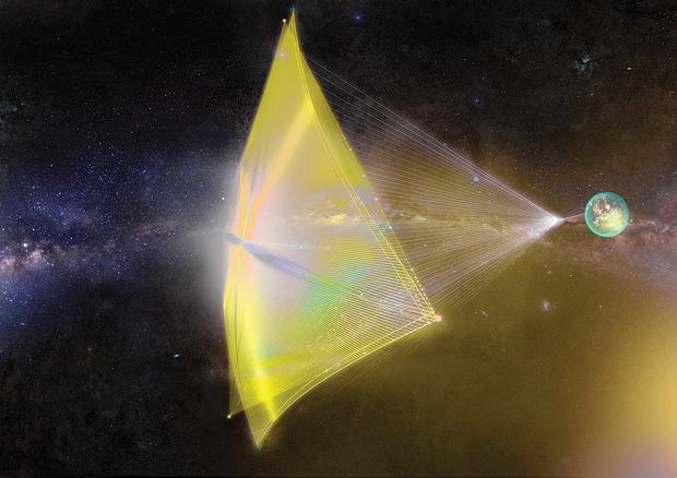 Laser Vela